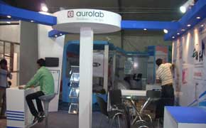 booth fabrication in delhi