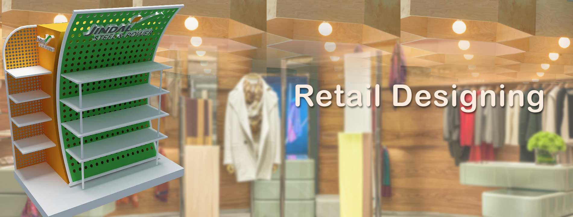 retail display designing